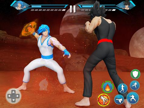 Juegos de Lucha Karate King: súper pelea Kung Fu captura de pantalla 9