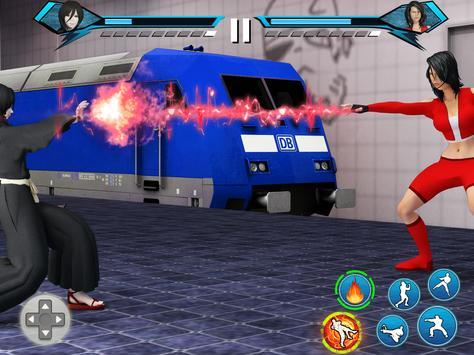 Juegos de Lucha Karate King: súper pelea Kung Fu captura de pantalla 10
