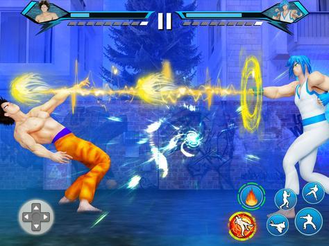 Juegos de Lucha Karate King: súper pelea Kung Fu captura de pantalla 11