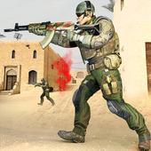 美国陆军格斗游戏:功夫空手道战场 图标