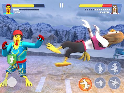 Kung Fu Animal Fighting Games: Wild Karate Fighter screenshot 15