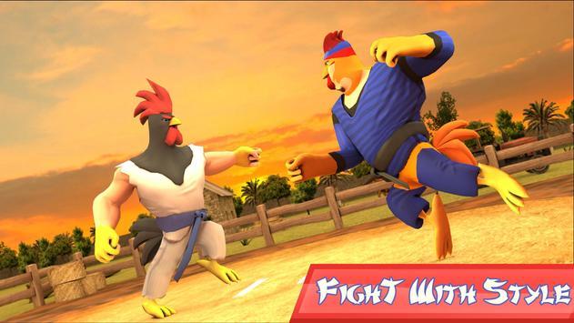 Kung Fu Animal Fighting Games: Wild Karate Fighter screenshot 3