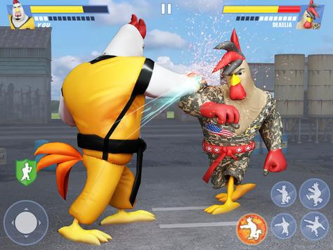 Kung Fu Animal Fighting Games: Wild Karate Fighter screenshot 14