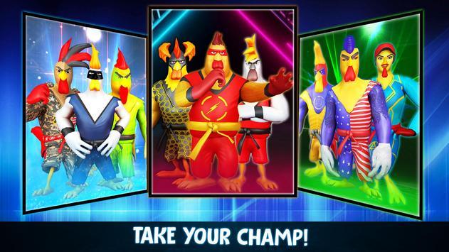 Kung Fu Animal Fighting Games: Wild Karate Fighter screenshot 4
