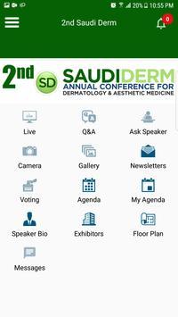 2nd Saudi Derm 2019 screenshot 3