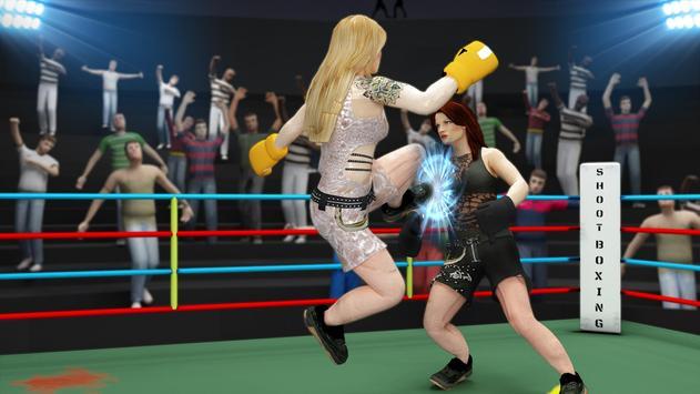 拳擊遊戲:拳擊健身房訓練大師 截圖 3