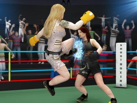 拳擊遊戲:拳擊健身房訓練大師 截圖 11