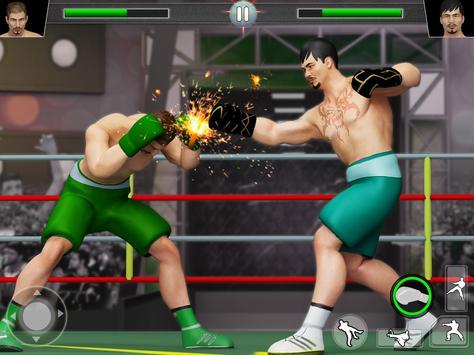 拳擊遊戲:拳擊健身房訓練大師 截圖 4