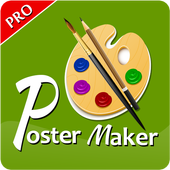 Poster Maker - Fancy Text Art and Photo Art icon