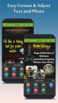 Poster Maker - Fancy Text Art and Photo Art screenshot 15