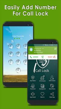 Secure Incoming Calls Lock Privacy screenshot 12