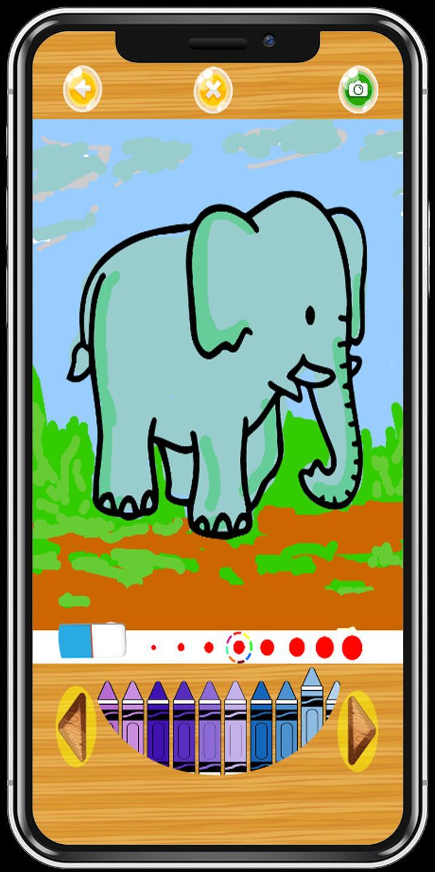 8600 Koleksi Gambar Mewarnai Binatang Liar HD Terbaik