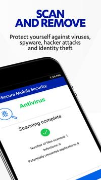 F-Secure Mobile Security plakat