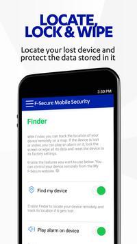 F-Secure Mobile Security screenshot 2