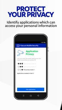 F-Secure Mobile Security screenshot 3