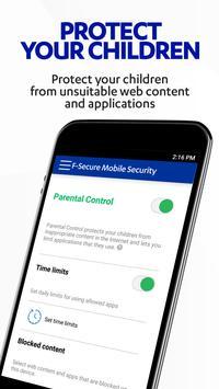 F-Secure Mobile Security screenshot 4