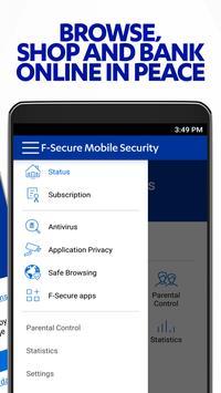 F-Secure Mobile Security screenshot 8