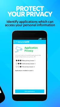 SAFE Internet Security & Mobile Antivirus screenshot 3