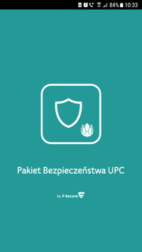 Pakiet Bezpieczeństwa UPC poster