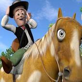 Music for children Horse Percheron icon
