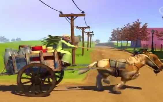 Music for children Horse Percheron screenshot 1