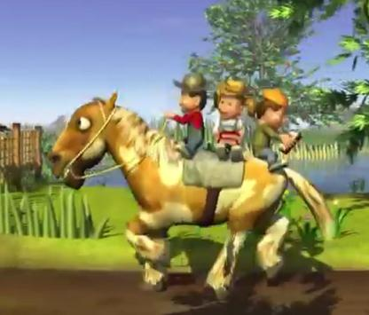 Music for children Horse Percheron screenshot 2