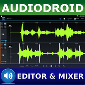 ikon AudioDroid : Audio Mix Studio