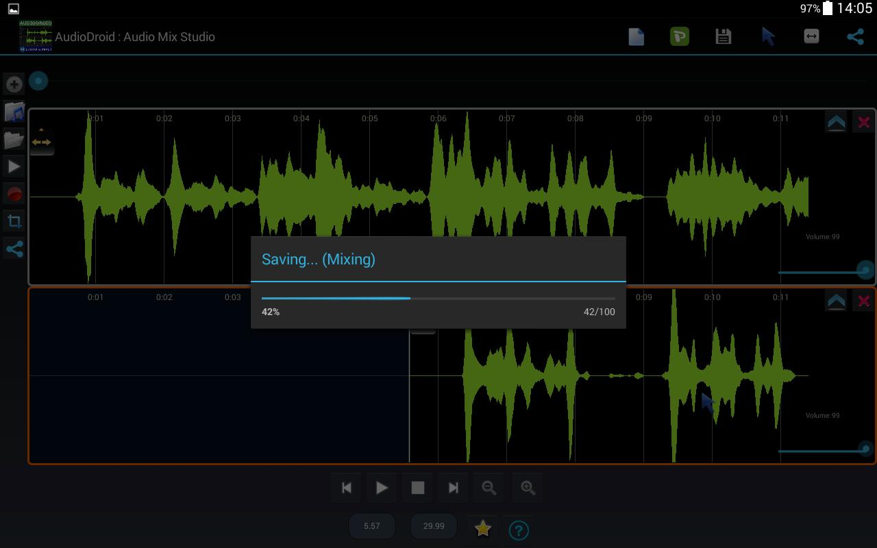 AudioDroid : Audio Mix Studio for Android - APK Download