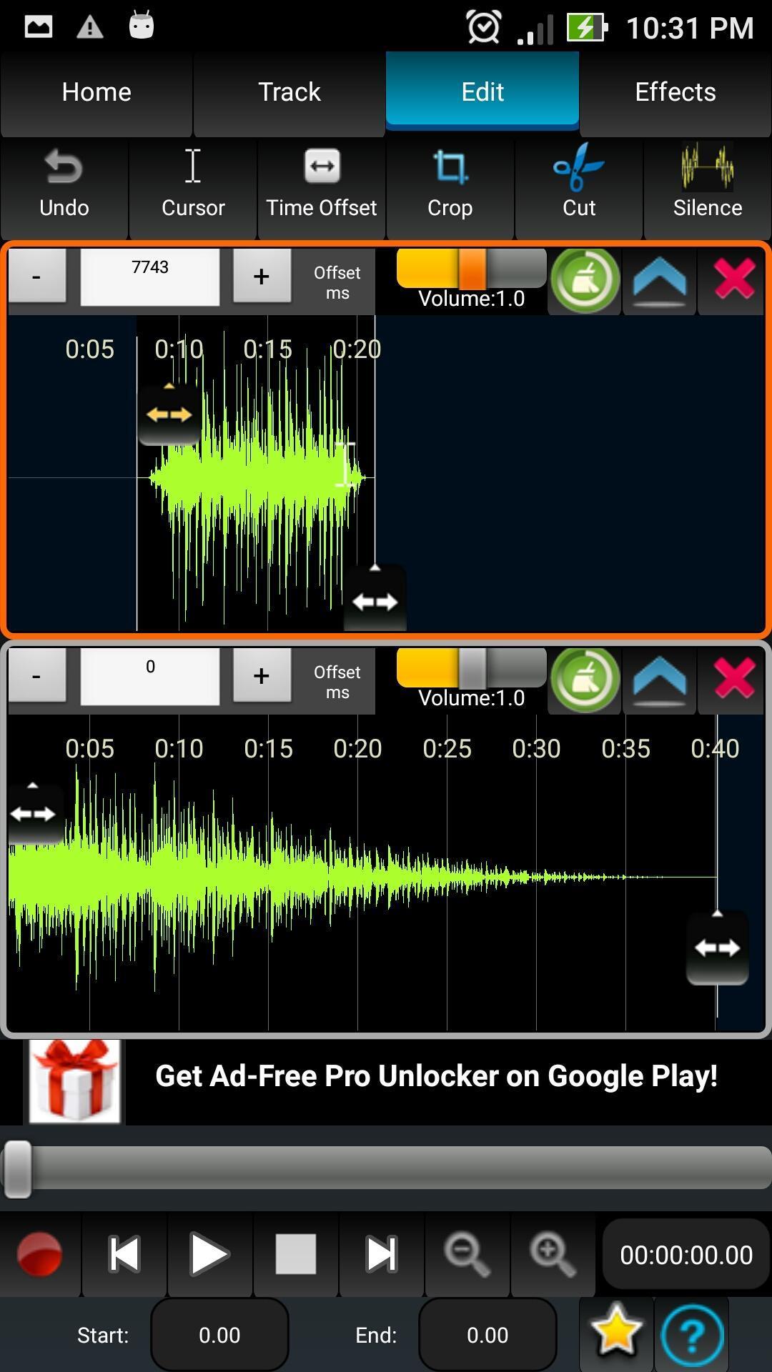 AudioDroid : Audio Mix Studio for Android - APK Download