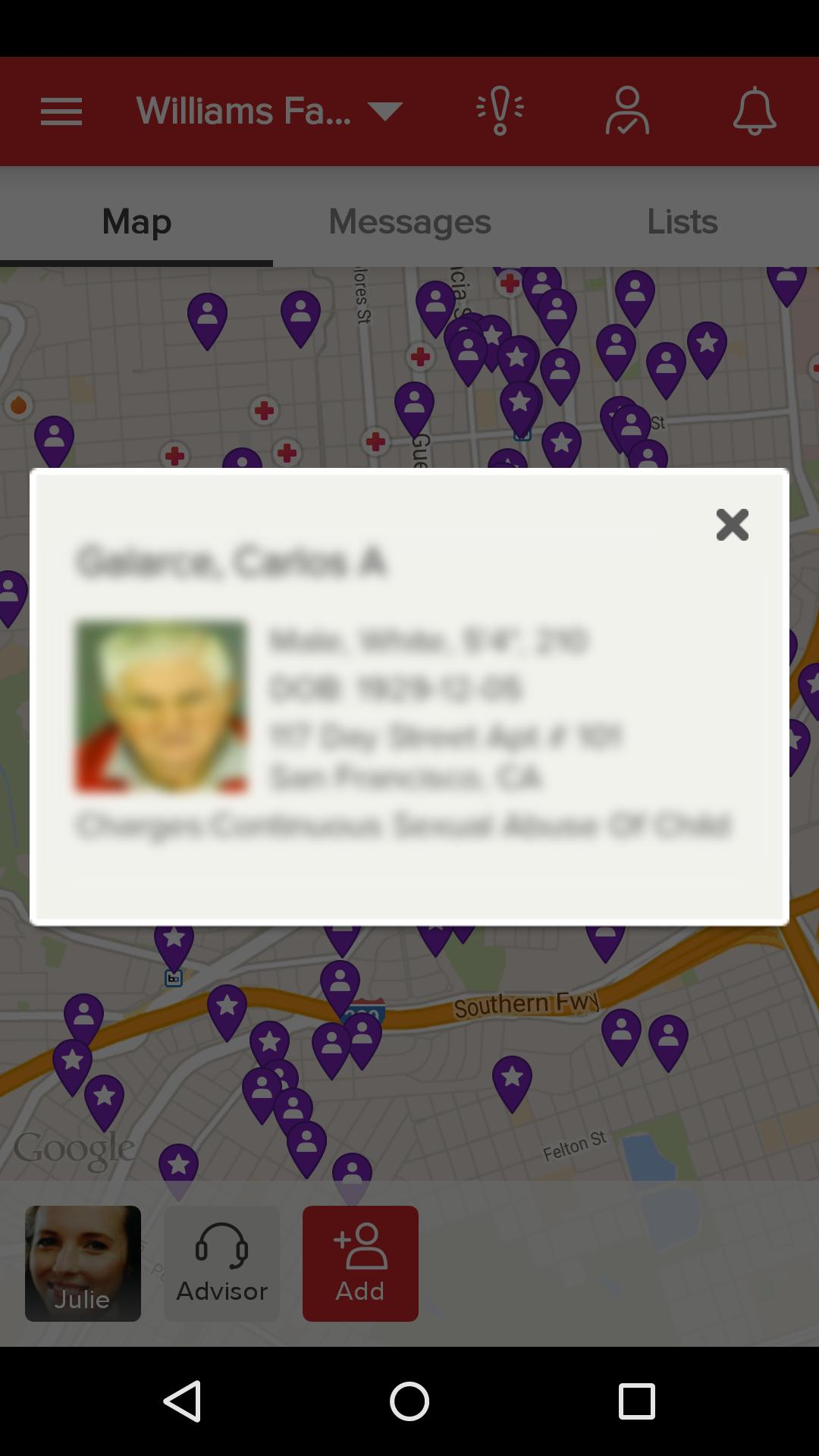 Sex Offender Search for Android - APK Download