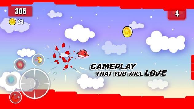 Fly Hard: The Flying Game screenshot 1