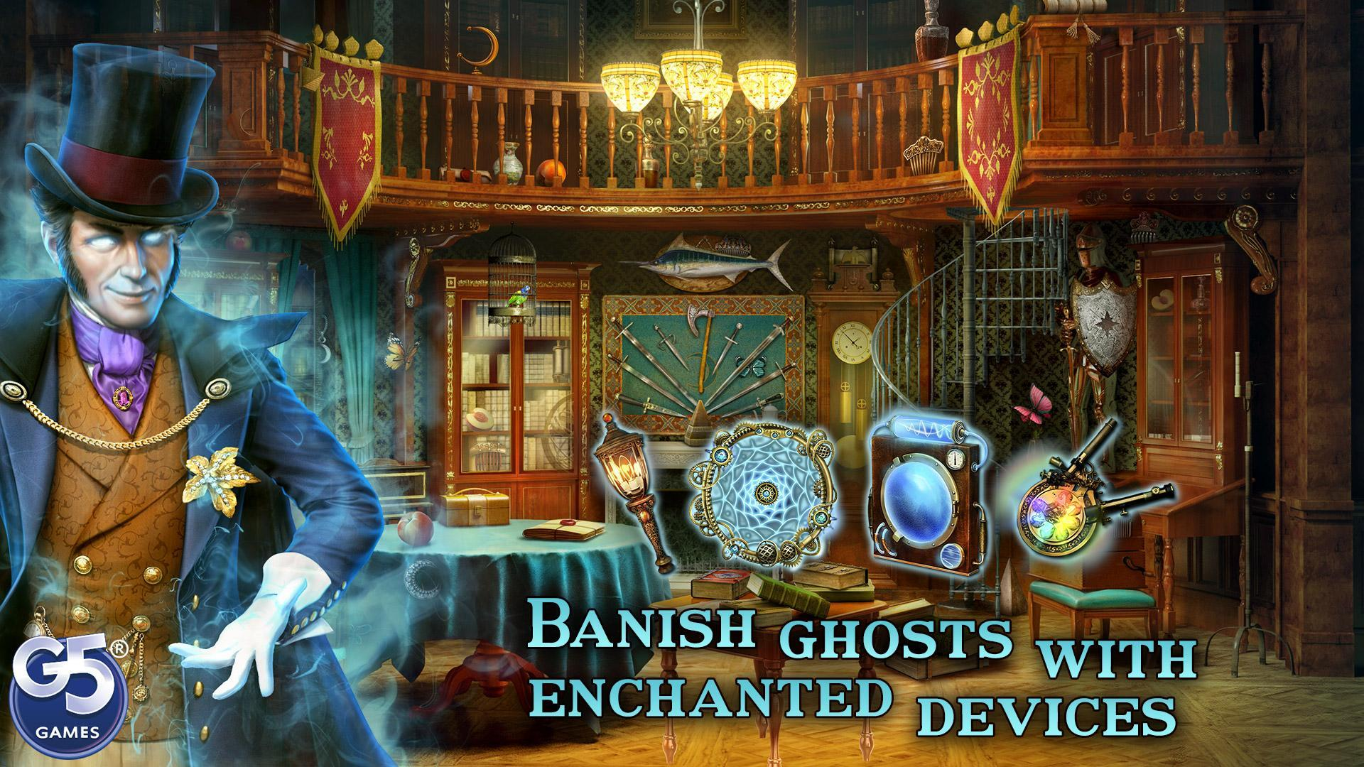 The Paranormal Society: Hidden Object Adventure for Android