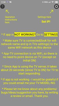 Remote for Philips TV(until 2015) Simple WiFi poster