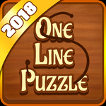 Line Puzzle : Line Art game APK
