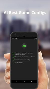 Game Booster captura de pantalla 10