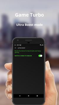 Game Booster captura de pantalla 2