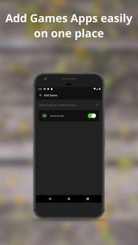 Game Booster captura de pantalla 6