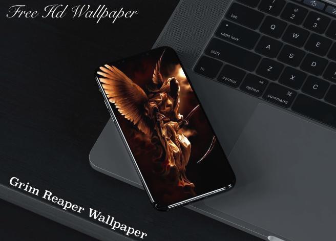 Grim Reaper Wallpaper Hd For Android Apk Download