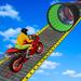 Racing Moto Bike Stunt : Impossible Track Game
