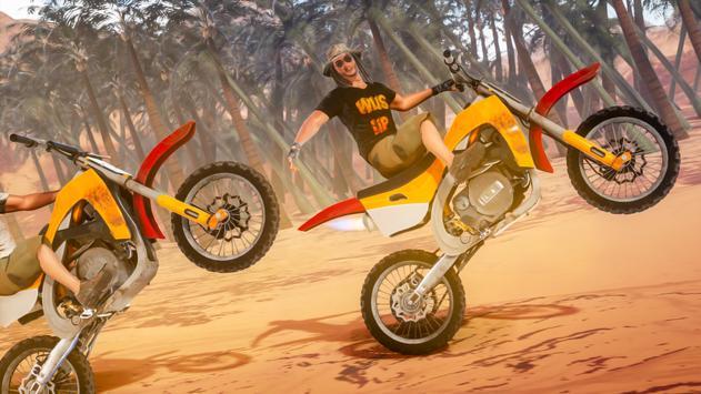 Racing Moto Bike Stunt screenshot 4