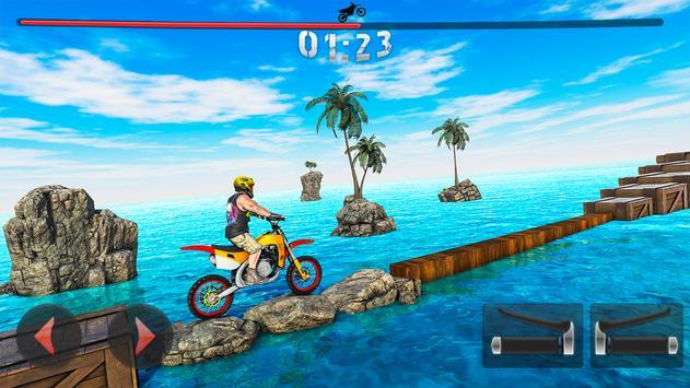 Racing Moto Bike Stunt screenshot 6