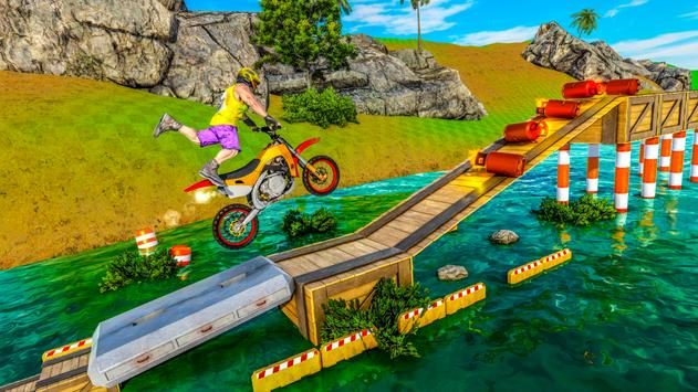 Racing Moto Bike Stunt screenshot 19