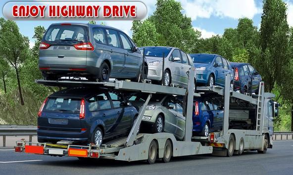 汽車 運輸 拖車 截圖 12