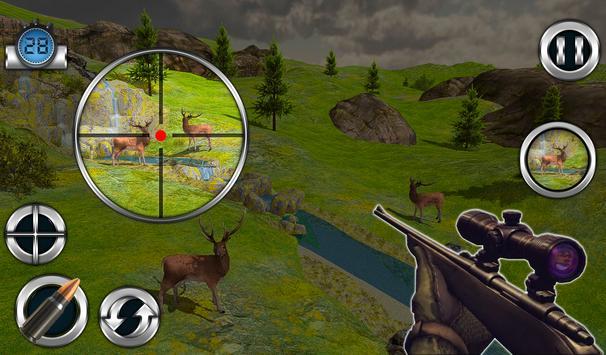 Deer Hunter Game screenshot 15