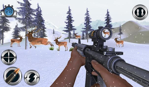 Deer Hunter Game screenshot 11