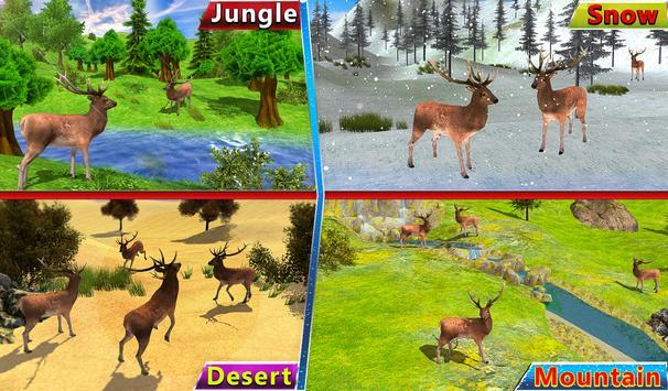 Deer Hunter Game screenshot 1
