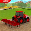 tractor agricultura simulador juego 2018 icono