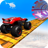 Monster Truck Stunt Race : Impossible Track Games ícone