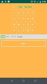 Word Finder screenshot 3