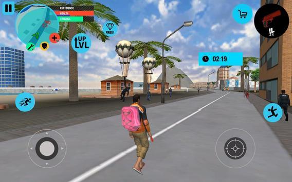 Truck Driver City Crush Screenshot 2